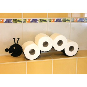 """Поставка за тоалетна хартия """"Гъсеница"""" Аксесоари"""