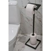 """Поставка за тоалетна хартия """"Идеал"""" - черна Аксесоари"""
