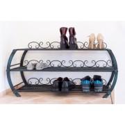 """Стелаж за обувки """"Овал"""" Малки мебели"""