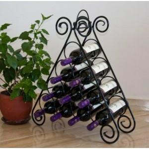 """Стойка за вино """"Пирамида"""" Стелажи за вино"""