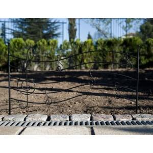 """Модул градинска ограда """"Мелодия"""" Градинска декорация"""