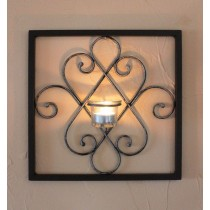 """Candle wall sconce """"Arabica"""""""