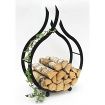 """Firewood stand """"Flame"""""""